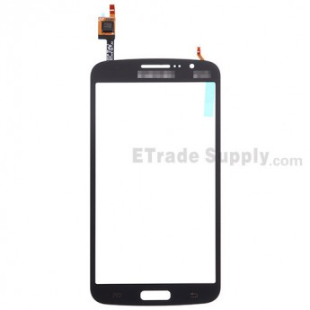 For Samsung Galaxy Grand 2 Samsung-G7102 Digitizer Touch Screen Replacement - Black - With Logo - Grade S+