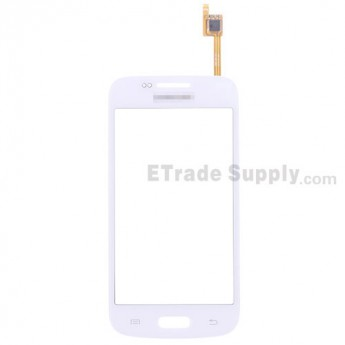 For Samsung Galaxy Trend 3 Samsung-G3502 Digitizer Touch Screen Replacement - White - With Logo - Grade S+