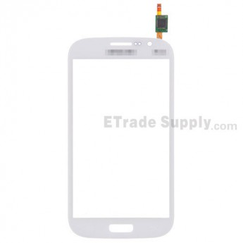 For Samsung Galaxy Grand Neo I9060 Digitizer Touch Screen Replacement - White - With Logo - Grade S+