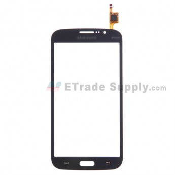 For Samsung Galaxy Mega 5.8 I9152 Digitizer Touch Screen Replacement - Black - With Logo - Grade S