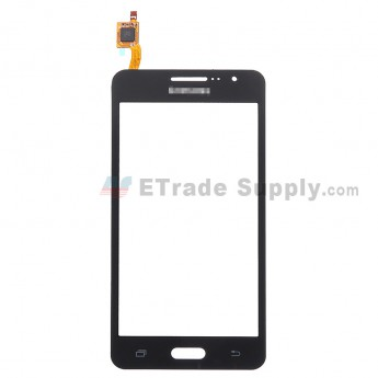 For Samsung Galaxy Grand Prime LTE SM-G530F Digitizer Touch Screen Replacement - Black - With Logo - Grade S+