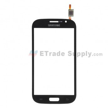 For Samsung Galaxy Grand Neo I9060 Digitizer Touch Screen Replacement - Black - With Logo - Grade S