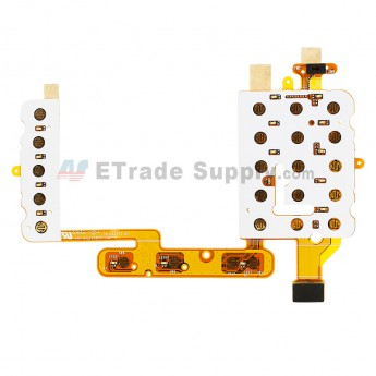 OEM Motorola Symbol WT41N0 Keyboard Replacement Part with Flex Cable (used, B Stock)