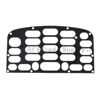 OEM Symbol MC75 Plastic Keypad Bezel (26 Keys)