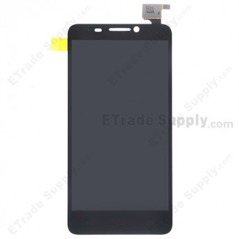 For Alcatel One Touch Idol OT-6030D LCD Screen and Digitizer Assembly Replacement - Black - Without Any Logo - Grade S