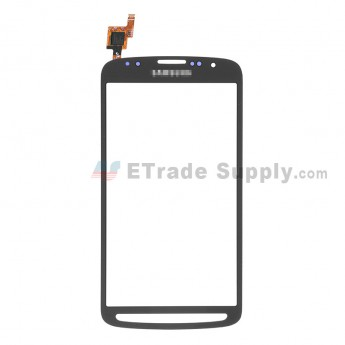 For Samsung Galaxy S4 Active GT-I9295 Digitizer Touch Screen Replacement - Gray - Grade S+