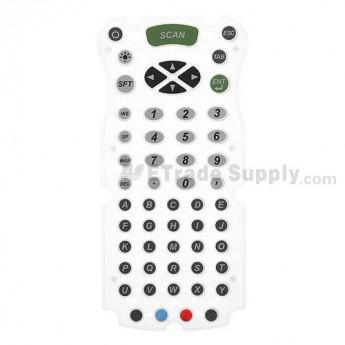 Honeywell (HHP) Dolphin 9500, LXE MX6 Rubber Keypad (56 Keys)