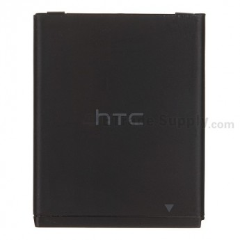 For HTC Wildfire S Battery Replacemnet - Black - Grade R