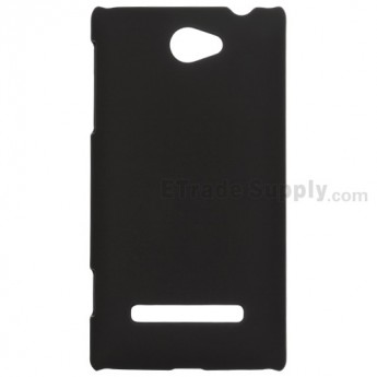 For HTC 8S Protective Case - Black - Grade R