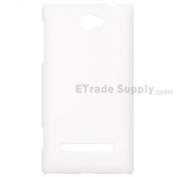 For HTC 8S Protective Case - White - Grade R