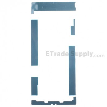 For HTC 8X Front Housing Adhesive Replacement (4 pcs/set)