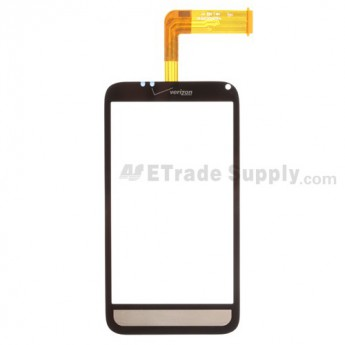 For HTC Droid Incredible 2 Digitizer Touch Screen without Adhesive Replacement (Verizon Wireless) - Grade R