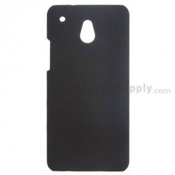 For HTC One Mini Protective Case - Black - Grade R