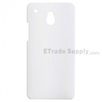 For HTC One Mini Protective Case - White - Grade R