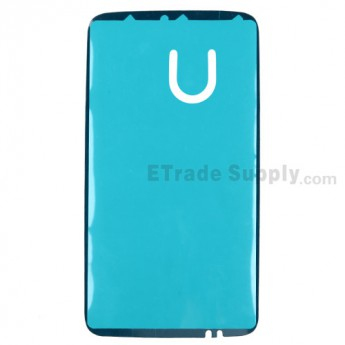 For HTC One X Front Housing Adhesive Replacement - Grade R