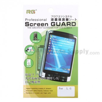 For LG Optimus 2X P990, G2X P999 Screen Protector - Grade R