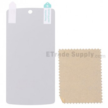 For LG Nexus 5 D820 Screen Protector-Grade R