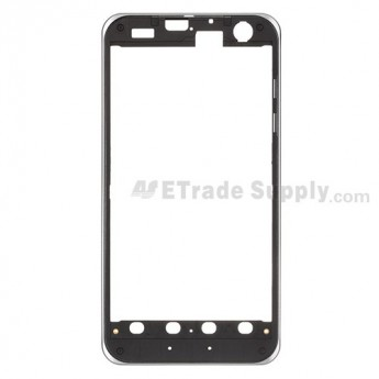 For LG Optimus 2X P990 Front Housing Replacement ,Gray - Grade R