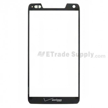 For Motorola Droid Razr M 4G LTE XT907 Glass Lens Replacement - With Logo - Grade R
