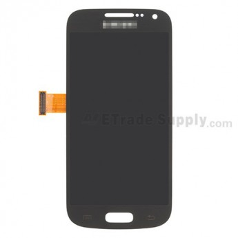 For Samsung Galaxy S4 Mini GT-I9190/GT-I9195 LCD Screen and Digitizer Assembly Replacement - Black - With Logo - Grade S+