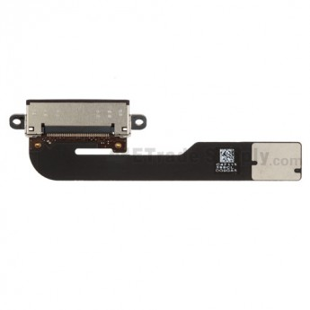For Apple iPad 2 Charging Port Flex Cable Ribbon Replacement - Grade S+