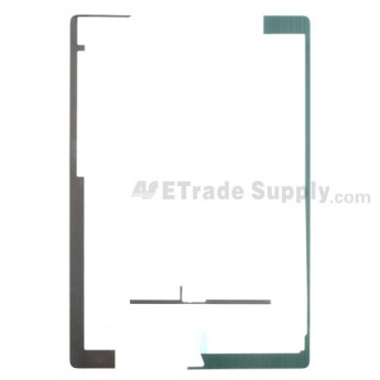 For Apple iPad 2 Digitizer Adhesive Replacement (4 pcs/set) (Wifi Plus 3G Version) - Grade S+