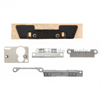 For Apple iPad 2 Side Key and Camera Mounting Bracket Set Replacement - Grade S+