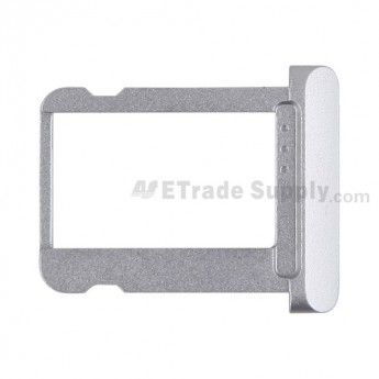For Apple iPad 2 SIM Card Tray  Replacement (Wifi Plus 3G Version) - Grade S+