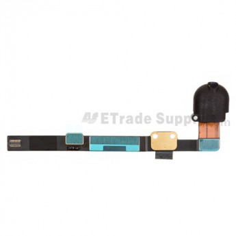 For Apple iPad Mini Audio Flex Cable Ribbon Replacement - Black - Grade S+
