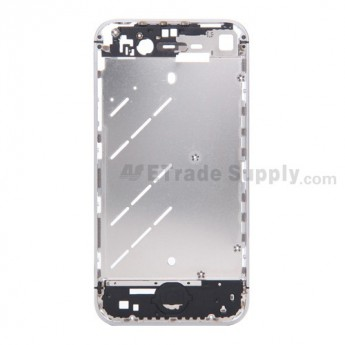 For Apple iPhone 4 Middle Plate Replacement (Verizon Wireless) - Grade S+