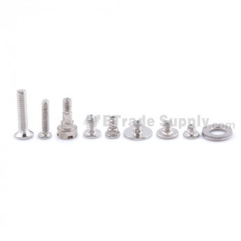 For Apple iPhone 4 Screw Sets Replacement (AT&T) - Grade S+