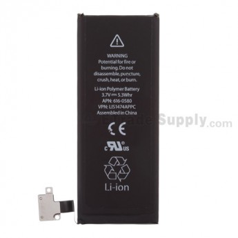 For Apple iPhone 4S Battery Replacement - Grade S+