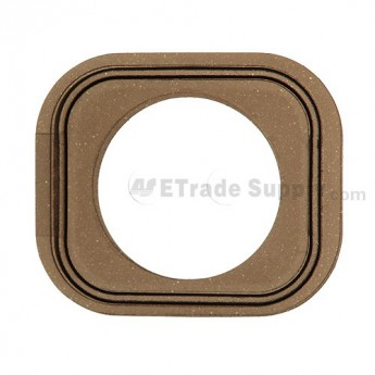 For Apple iPhone 5 Home Button Rubber Gasket Replacement - Grade S+