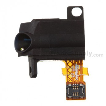 For Apple iPod Touch 4th Generation Earphone Jack with Flex Cable Ribbon Replacement - Grade S+