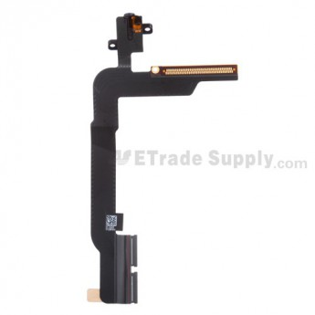 For Apple The New iPad (iPad 3) Audio Flex Cable Ribbon Replacement - Grade S+