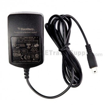 For BlackBerry 8800 , 8820 , 8830 Wall Charger - Grade S+
