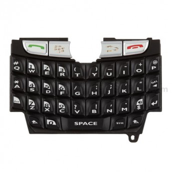 For BlackBerry 8820 Keypad Replacement - Grade S+