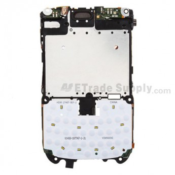 For BlackBerry Bold 9650 Metal Middle Plate Replacement - Grade S+