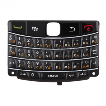 For BlackBerry Bold 9700 Keypad Replacement (Arabic) - Grade S+