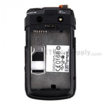 For BlackBerry Bold 9780 Middle Plate with Small Parts Replacement - Grade S+