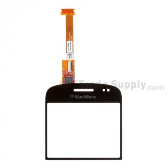 For BlackBerry Bold Touch 9900/9930 Digitizer Touch Screen Replacement - Black - Grade S+