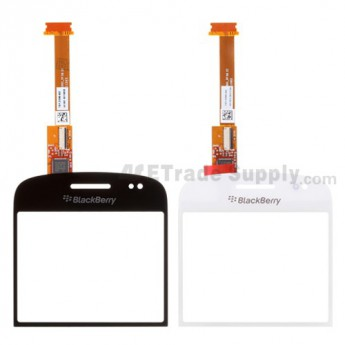 For BlackBerry Bold Touch 9900/9930 Digitizer Touch Screen Replacement - White - Grade A