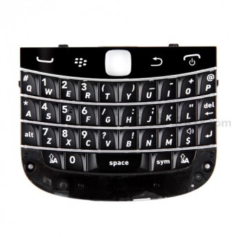 For BlackBerry Bold Touch 9900, 9930 Keypad Replacement ,White - Grade S+