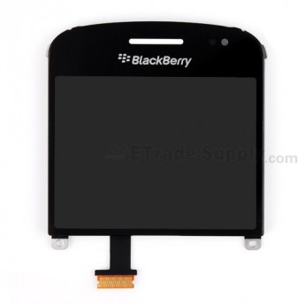 For BlackBerry Bold Touch 9900, 9930 LCD Screen and Digitizer Assembly Replacement (LCD-34042-001-111) - Black - Grade S+