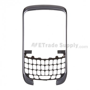 For BlackBerry Curve 3G 9300, 9330 Front Housing Replacement ,Dark Blue - Grade S+
