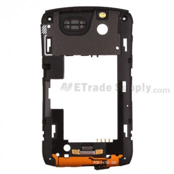For BlackBerry Curve 8310 Rear Housing Assembly Replacement - Grade S+