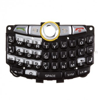 For BlackBerry Curve 8350i Keypad & Keyboard Without Flex Replacement - Grade S+