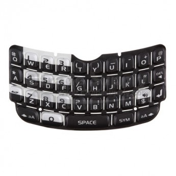 For BlackBerry Curve 8350i Keypad Replacement - Grade S+