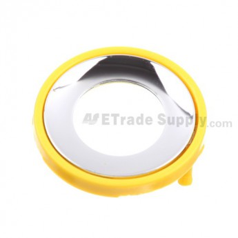 For BlackBerry Curve 8350i Out Ring - Yellow - Grade S+