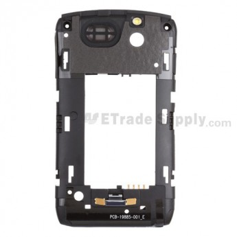 For BlackBerry Curve 8350i Rear Housing Assembly Replacement - Grade S+
